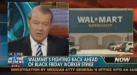 Extreme Fox News Bias: WalMart Interview