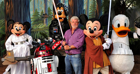 George Lucas Donates $4 Billion From Disney Sale To Education