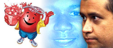Taste the Pro-Zimmerman 'insane in the membrane' right-wing  Koolaid