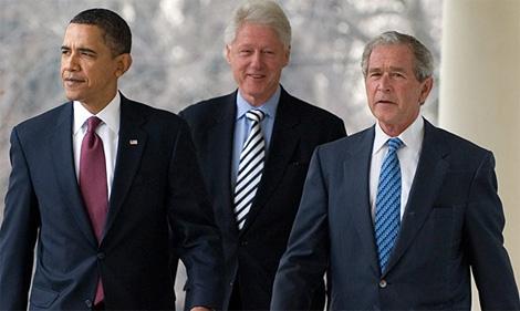 3 tragedies, 3 presidents, 13 years
