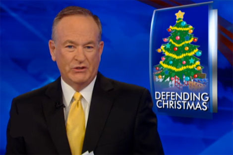 A Very FOX NEWS Christmas- A Parody