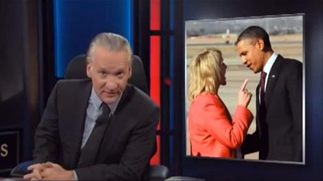 Bill Maher on GOP racism towards President Obama (VIDEO)