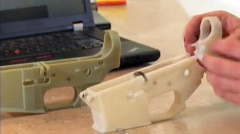 Coming to a Computer Near You? Printable Guns