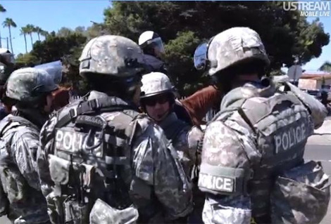 Are Local Police Becoming Too Militarized