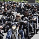 Hells Angels Block Westboro Church from Protesting Newtown Funerals