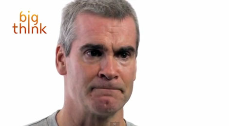 Henry Rollins: Education Will Restore A Vigorous Democracy – VIDEO