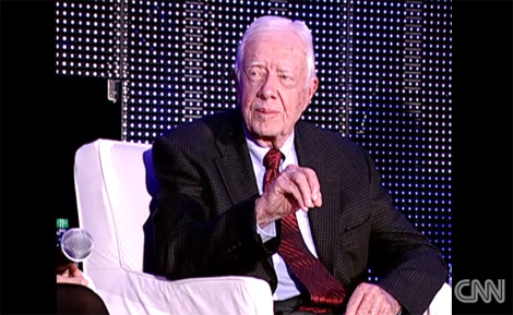 Jimmy Carter talks about Marijuana (VIDEO)