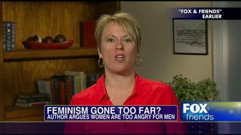 Open Letter To Anti-Feminist Suzanne Venker