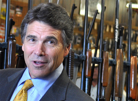 Rick Perry wants WHAT in schools?