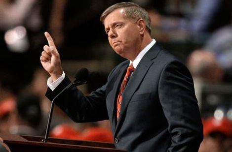 Sen. Graham: Supreme Court should not rule on marriage equality