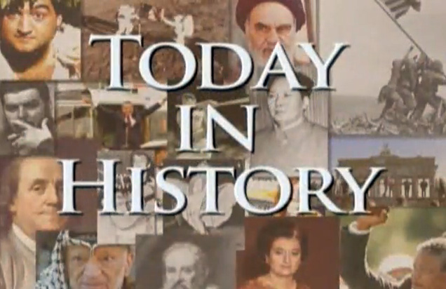 Today in History: April 8th (VIDEO)
