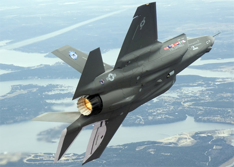 Pentagon Grounds F-35 Yet Again, Vermonters Work To Keep It There