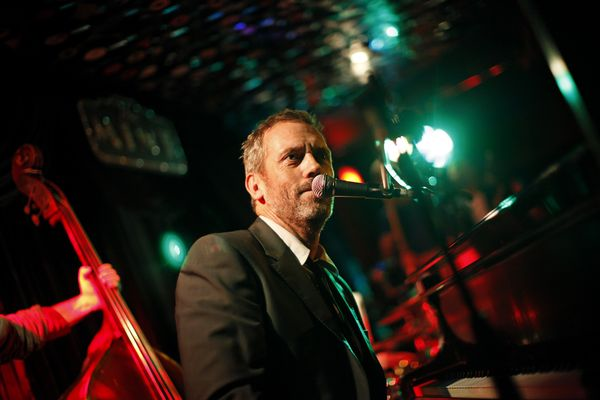 Hugh Laurie From 'House' With An Amazing Protest Song!