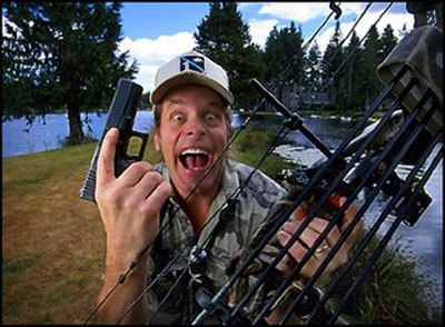 """Demilitarized"" Ted Nugent To Attend State Of The Union Address"