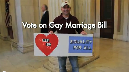 'A Day Of Equality And Freedom' – Rhode Island House Passes Marriage Equality Bill