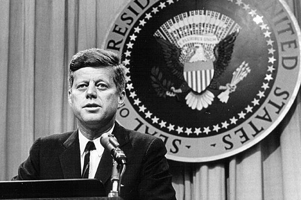 JFK: The Sword of Damocles Speech