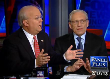 Bob Woodward: 'We need psychiatrists in Washington' (VIDEO)