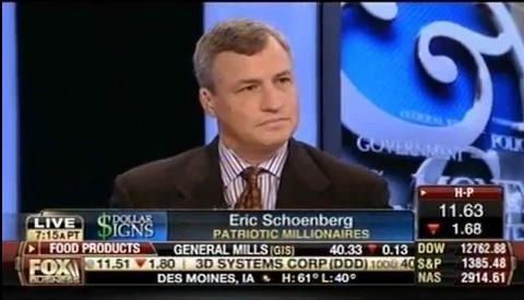 Millionaire Leaves Fox Host Speechless