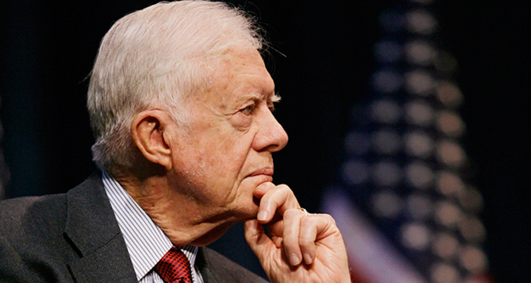 Jimmy Carter: The Impact of Religion and Tradition on Women and Girls (VIDEO)