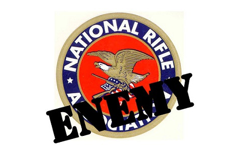 An Open Letter To The NRA: I Want To Be On Your Enemy List