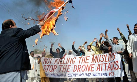 OPINION: Obama, Drones And The Collateral Damage Problem