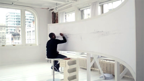 Stephen Wiltshire: 'The Human Camera' (VIDEOS)