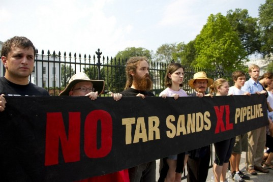 It's Tar Sand, Not Just The Pipeline, That Threatens The Climate