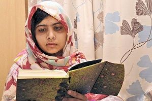 Malala Yousafzai Speaks Out After Being Shot In The Face (VIDEO)