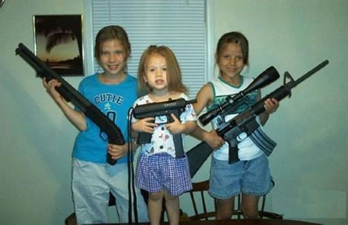 Sex, Guns and Parents (OP-ED)