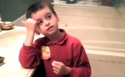 This Kid Totally Gets Gay Marriage: 'That Means You Love Each Other!' (VIDEO)