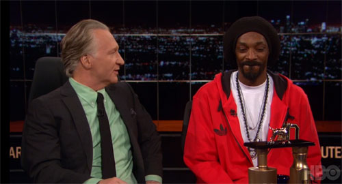 Bill Maher & Panel Talk LEGALIZING Marijuana (VIDEO)