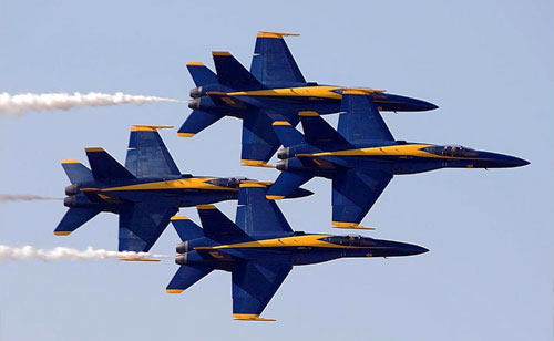 Republicans: Blue Angels YES, Sex Education NO