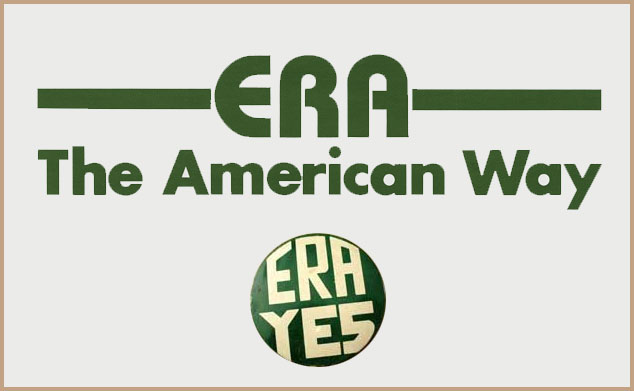 Tonight We're Going To Party For The Equal Rights Amendment!
