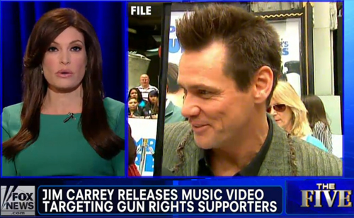 Fox News Launches Vicious Attack On Jim Carrey (VIDEO)