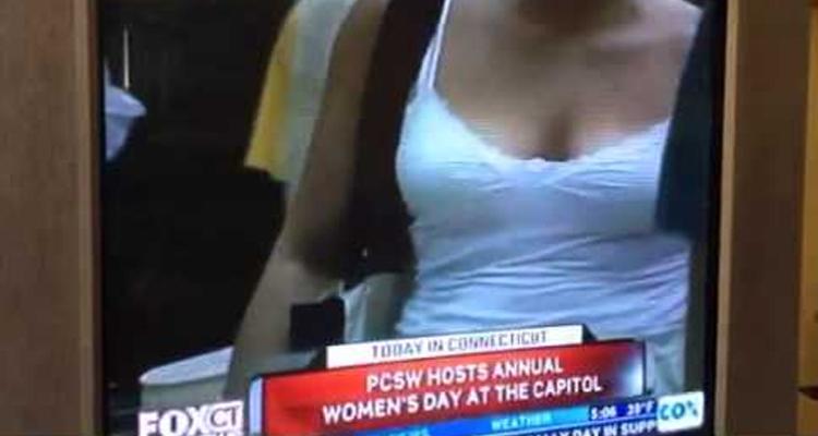 FOX Celebrates Women's Day With BOOBS! (VIDEO)