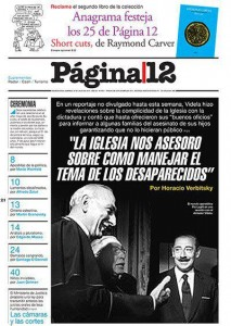 Pagina 12, Argentina