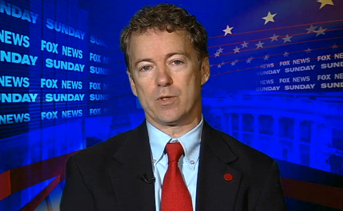 Rand Paul: Flat Tax for LGBT Couples – No Marriage Rights (VIDEO)