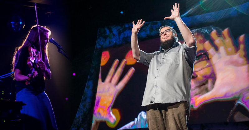 Haunting, And Incredibly Powerful: Shane Koyczan, 'To This Day' Live (VIDEO)
