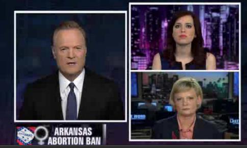 Martha Plimpton On The Arkansas Abortion Ban (VIDEO)
