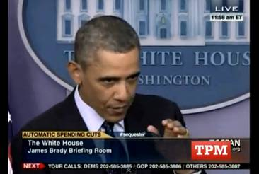 President Obama Shocks Nation, Admits He Can't 'Do A Jedi Mindmeld' With Congress (VIDEO)