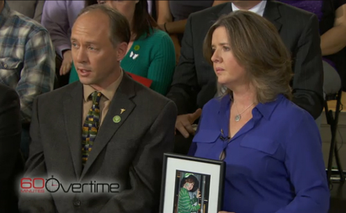 More from the Families of Newtown: 60 Minutes Overtime (VIDEO)