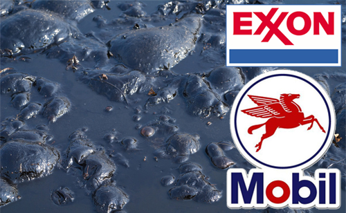 Exxon-Mobil Is Running The Show And The People Of America Are Getting The Shaft