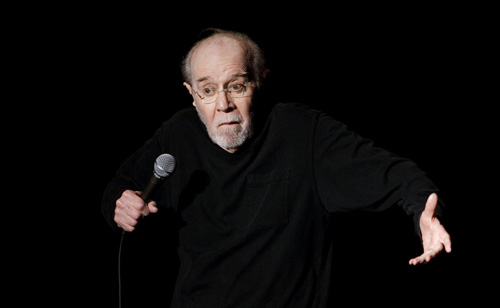 George Carlin Quote On The Ten Commandments: George Carlin Breaks Down The Ten Commandments
