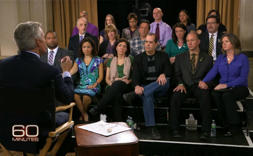 60 Minutes: The Newtown Families Speak Out (VIDEO)