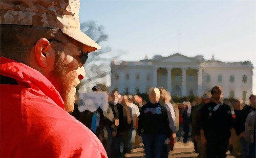Fomenting Rebellion In An Armed March On Washington