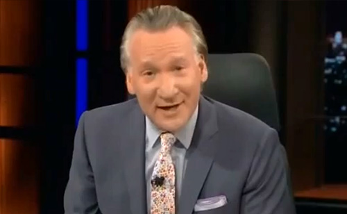 Bill Maher On The Republicans' Hard On For Obama (VIDEO)