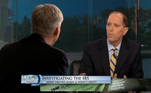 Rep. David Camp Admits No Evidence Against Obama in IRS Scandal (VIDEO)