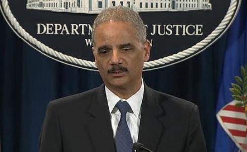 Eric Holder Orders Criminal Investigation into IRS Scandal