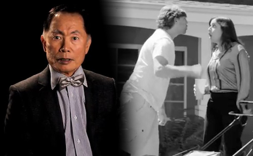 Gays Beware PSA with George Takei (VIDEO)