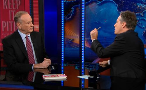 Jon Stewart Owns Bill O'Reilly (VIDEO)